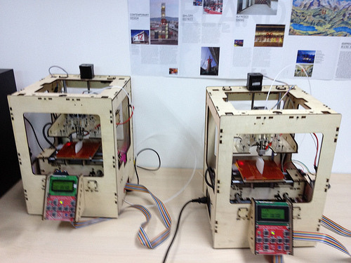 rapid prototype printer