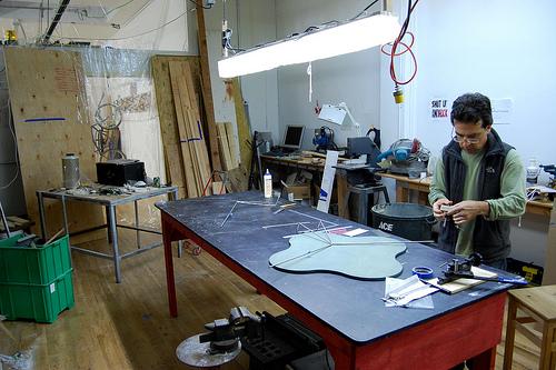 prototype machine shop