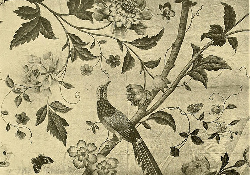 "Image from page 382 of ""Decorative textiles an illustrated book on coverings for furniture, walls and floors, like damasks, brocades and velvets, tapestries, laces, embroideries, chintzes, cretones, drapery and furniture trimmings, wall papers, carp"