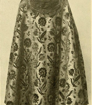"Image from web page 65 of ""Decorative textiles an illustrated book on coverings for furnishings, walls and floors, like damasks, brocades and velvets, tapestries, laces, embroideries, chintzes, cretones, drapery and furniture trimmings, wall papers, carpe"
