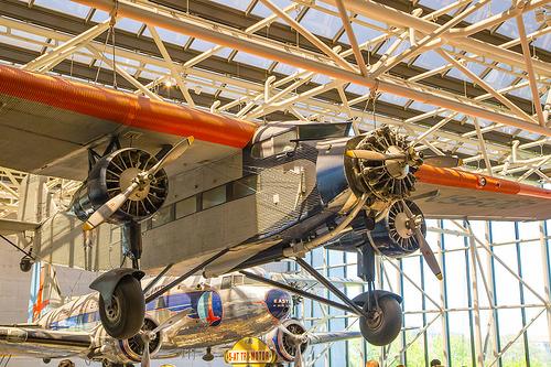 Ford Trimotor, Smithsonian, Washington DC